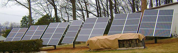 Residential Solar Panels Grantley PA
